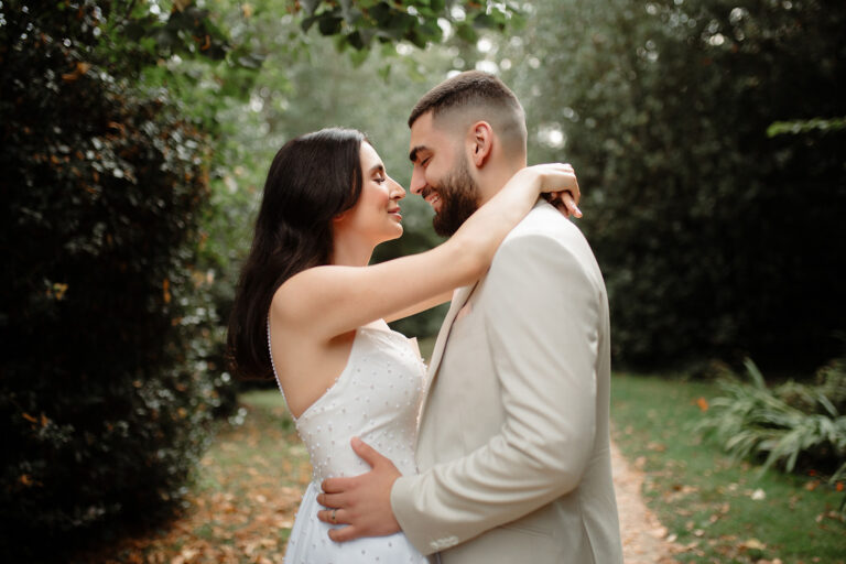 Forty Hall Estate Engagement Photo Shooting